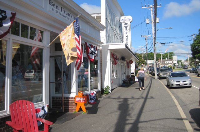 Main St in Chatham, MA