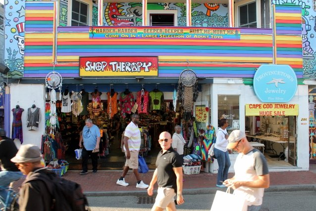 Shop Therapy in Provincetown